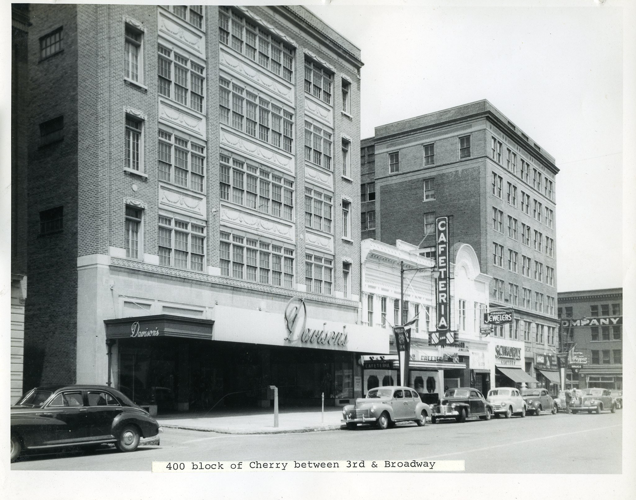 415 Cherry Street Historic Photo