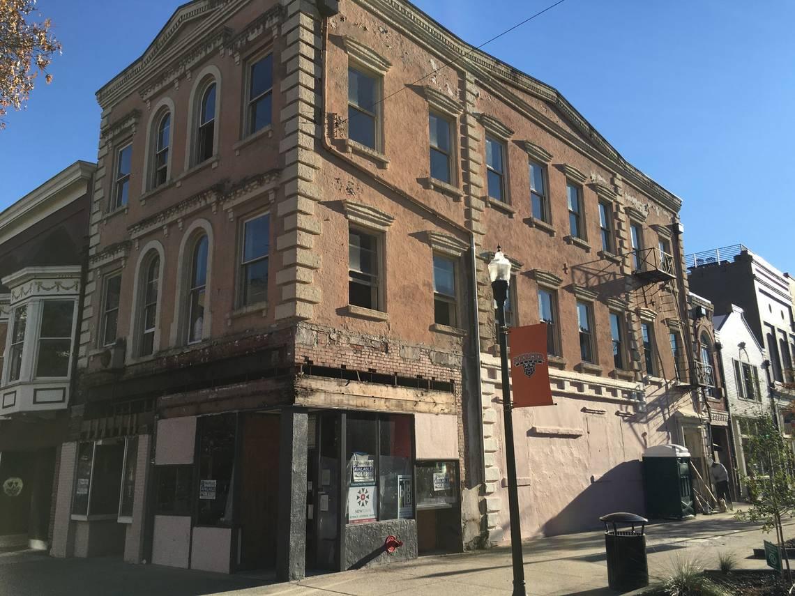 596 Cherry Street Before